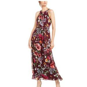 SLNY SL Fashions Floral Maxi Dress